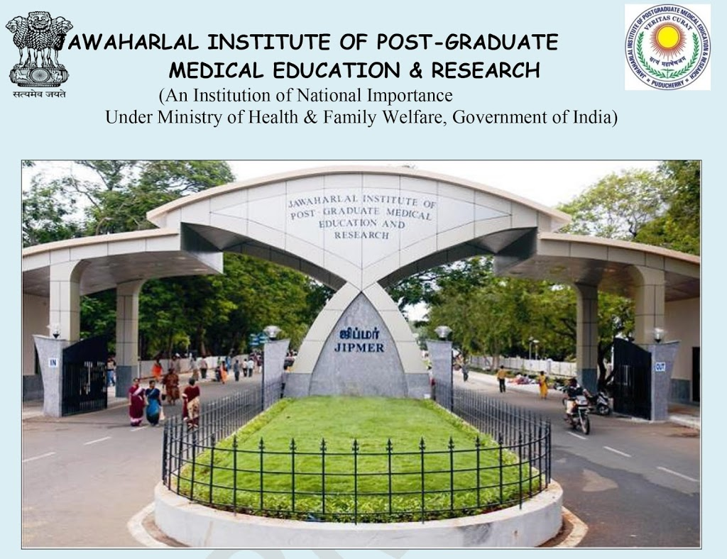 Apply Online for JIPMER MD/MS – July 2018 Session
