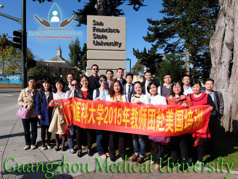 Hostel Facilities and Affiliated Hospitals at Guangzhou Medical University China