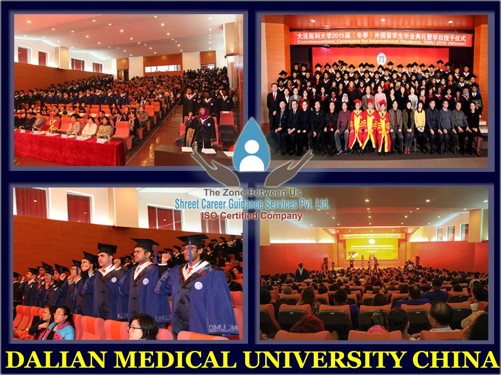Academic Achievements & Affiliated Hospitals of Dalian Medical University China