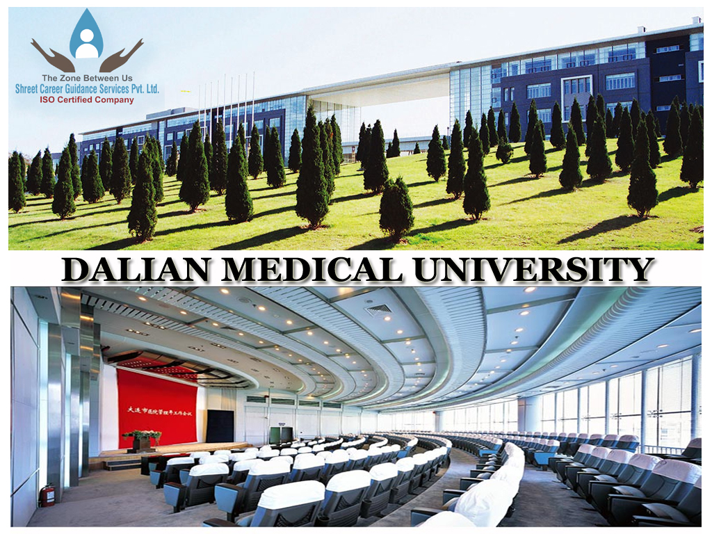 WHY STUDY AT DALIAN MEDICAL UNIVERSITY CHINA