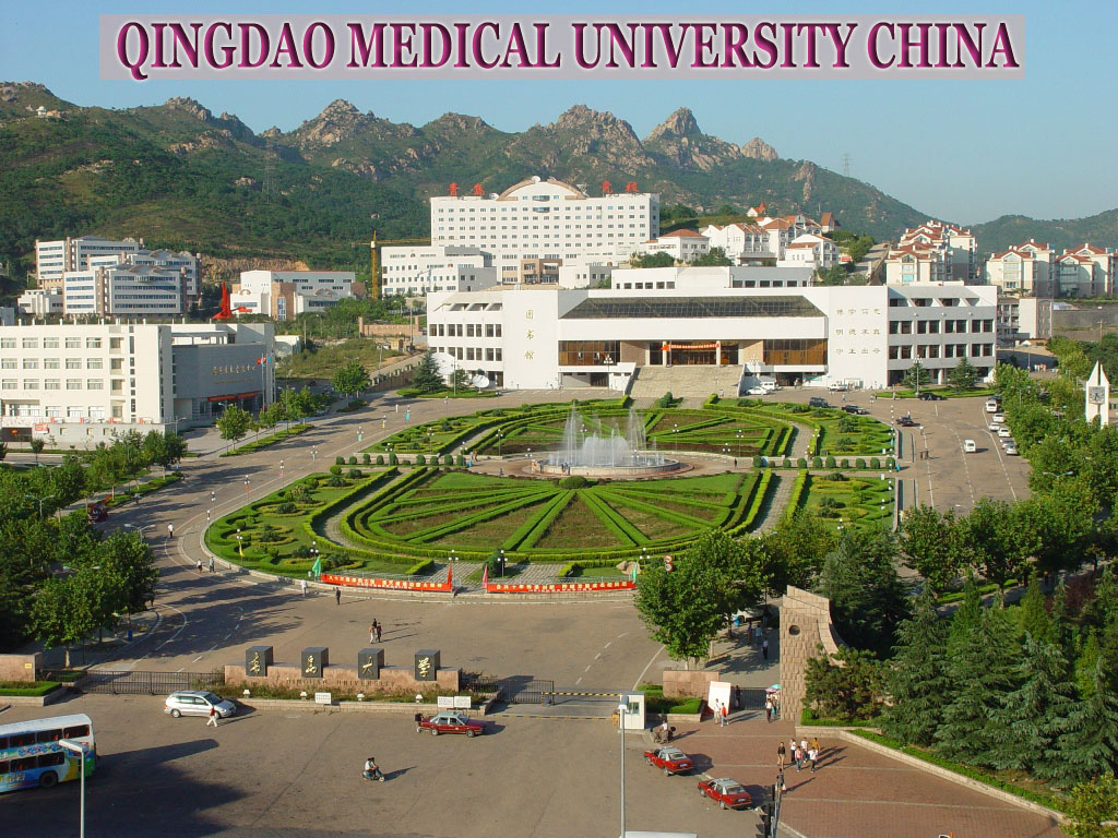HOSTEL & OTHER FACILITIES AT QINGDAO UNIVERSITY CHINA