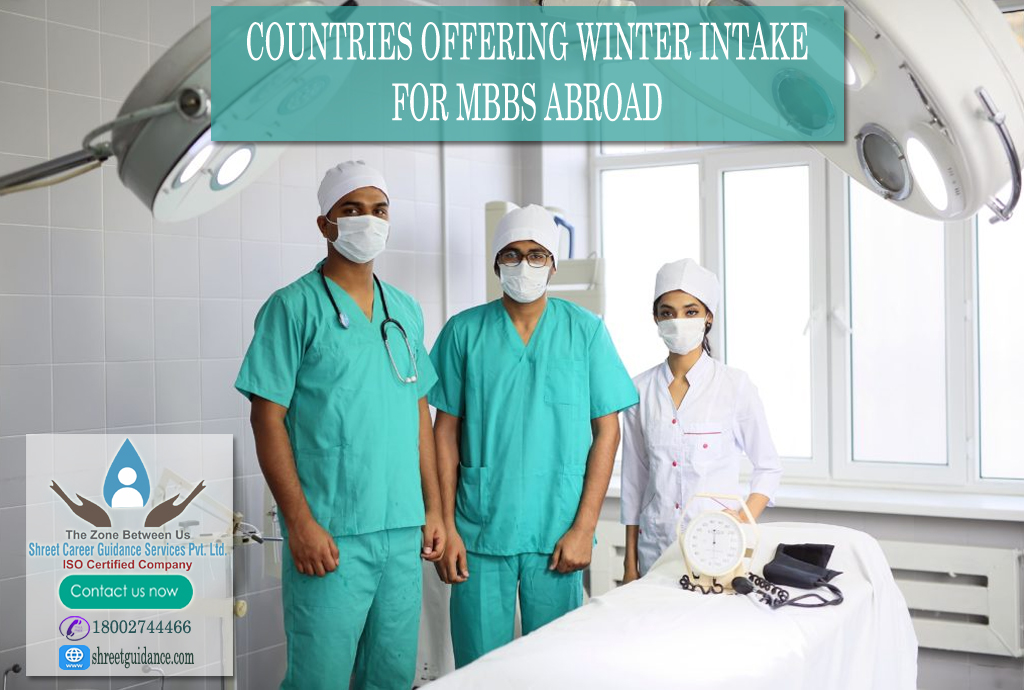 COUNTRIES OFFERING WINTER INTAKE FOR MBBS ABROAD